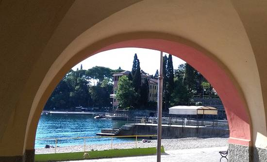 Tra Rapallo e Santa Margherita Ligure