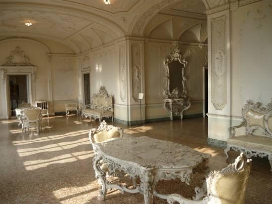 Villa contarini su niky cris for Interni ville