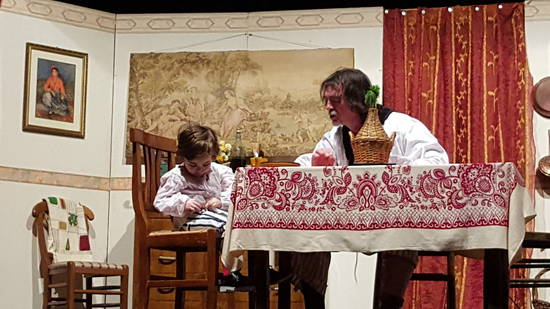 Eduardo e il Nonno Antonio