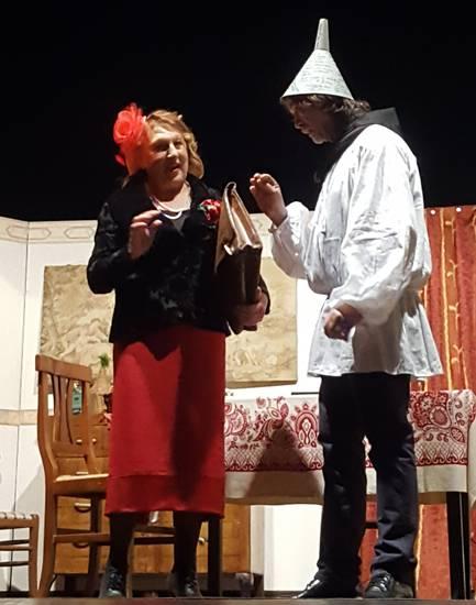 Maria Pandolini e Antonio Cort