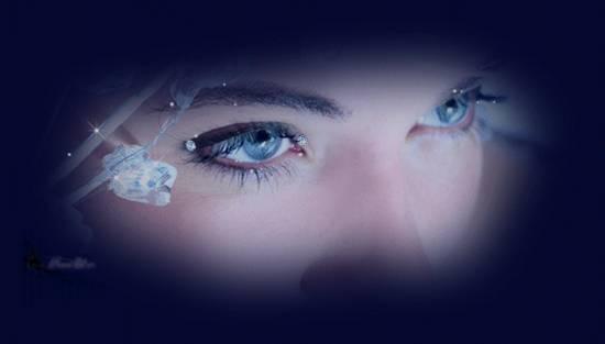 Foto occhi di donna brillanti dall 39 album occhi specchio - Occhi specchio dell anima ...