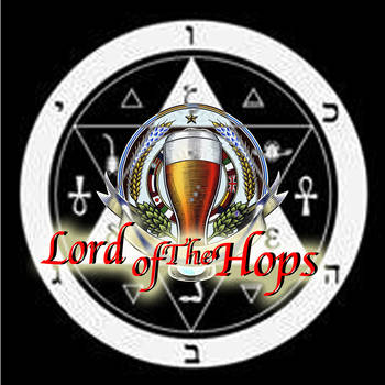 LOGO LORD OF THE HOPS