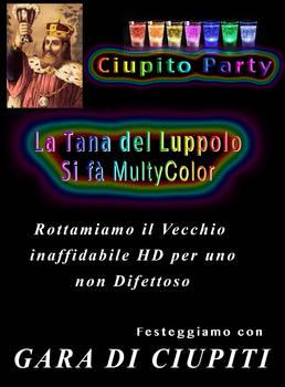 CIUPITO PARY TANA