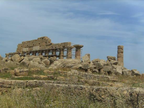 Acropoli, Tempio G