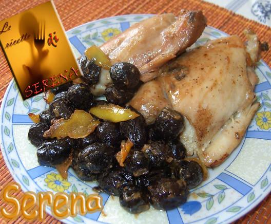 pollo alle olive greche 3