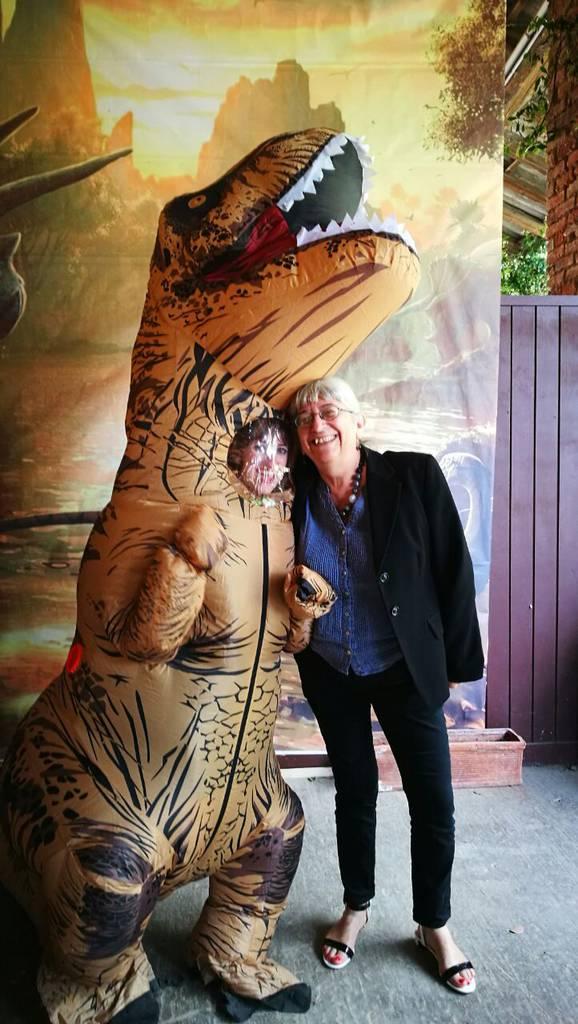 Io e il dinosauro