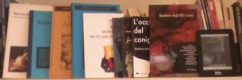 Libri che ho fatto
