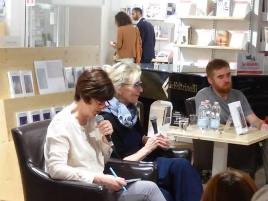 Paolo Cognetti presenta Elizabeth Strout