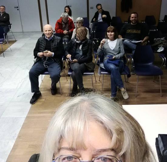 selfie a mezzago