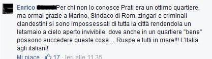 Lo stupro di Roma, le bassezze dell?italiota medio e i luoghi comuni