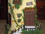 particolare porta balcone