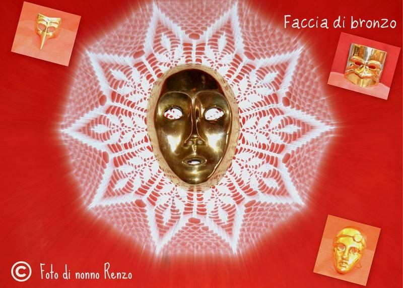 Collage2 le maschere