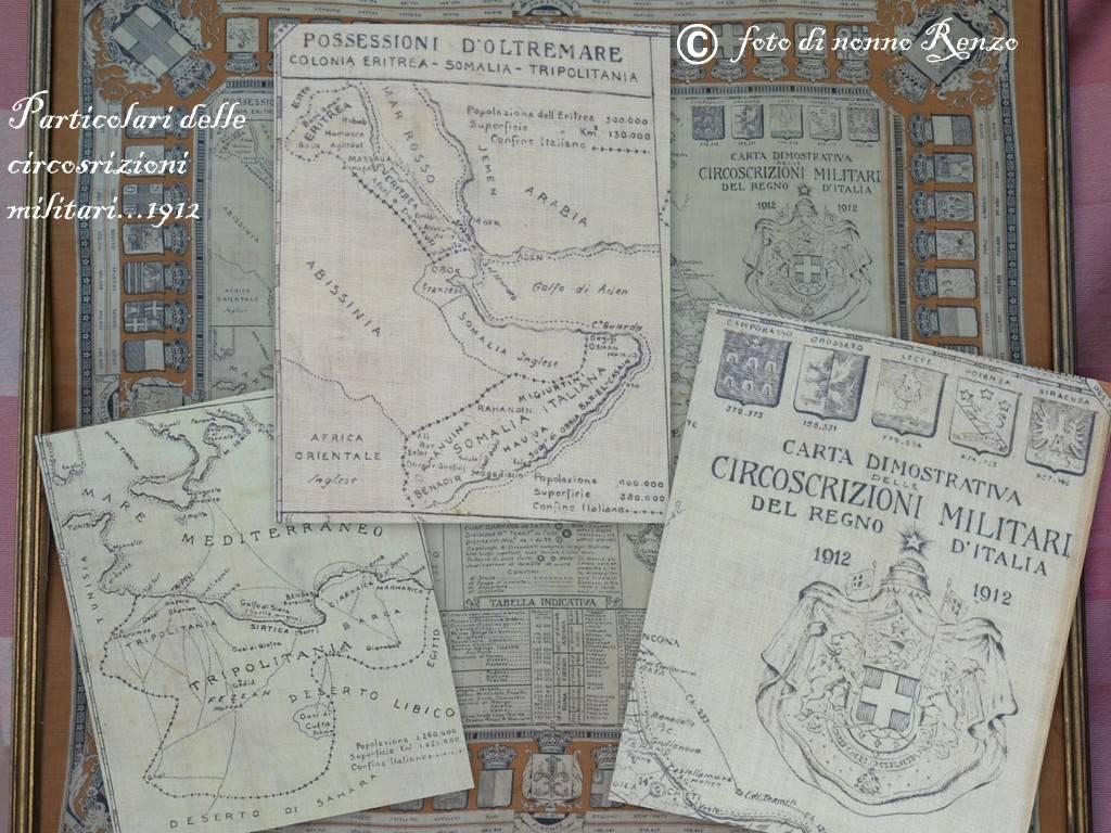 Particolari mappe