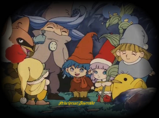 Cartone animato anni memole dolce ^ ^★ ´ `