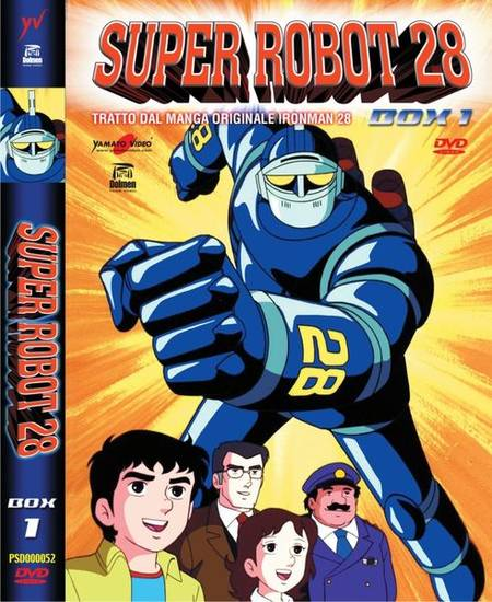 Super Robot 28 Box 1