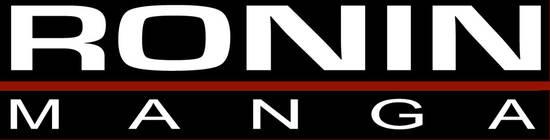 Ronin Manga Logo