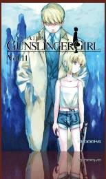 Gunslinger Girl 11 cover