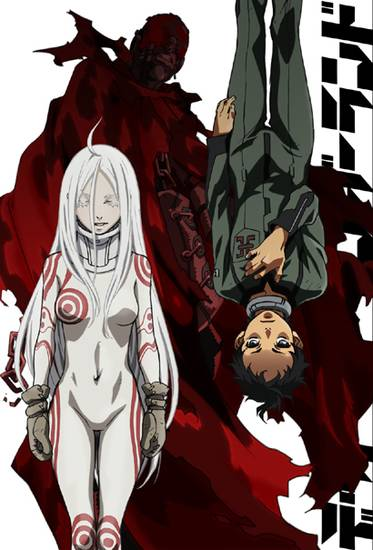 Deadman WOnderland anime