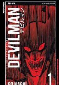 devilman gp manga