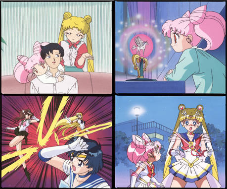 sailor moon super s box dynit imamgini