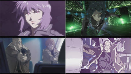 ghost in the shell stand alone complex dynit immagini