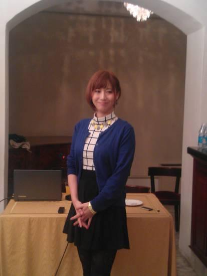 miki yoshokawa lucca comics 2013