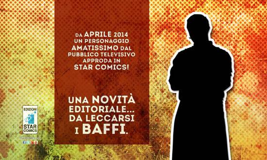 star comics nuova serie italiana aprile 2014