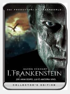 I, Frankenstein steelbook d