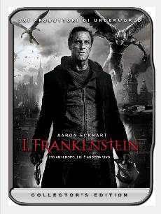 I, Frankenstein steelbook c