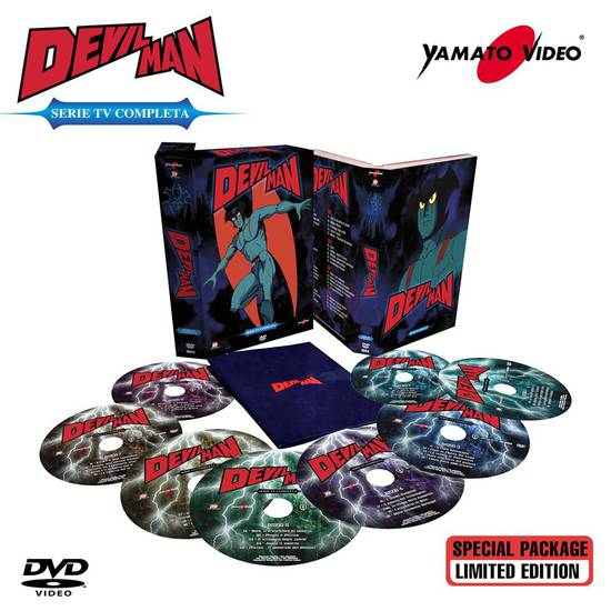 devilman box new edition