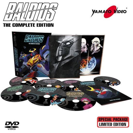 baldios box dvd tiratura limitata