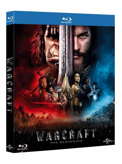 warcraft bluray