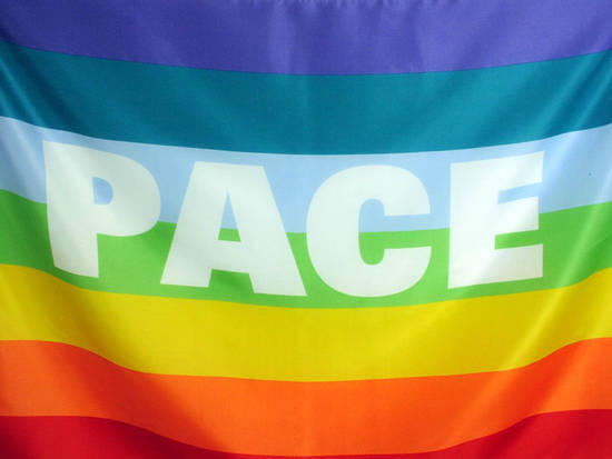 bandiera della Pace