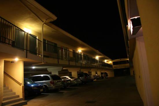 Motel a Visalia