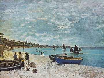 monet-sainte-adresse