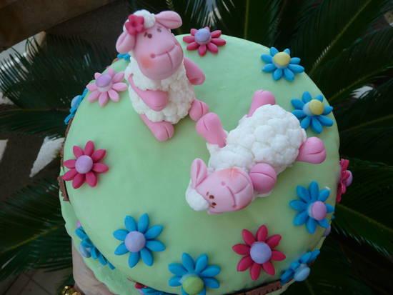 pecorelle cake
