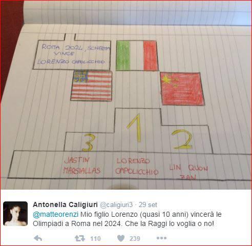 Il sogno di Lorenzo: vincere la medaglia d'oro nella scherma alle Olimpiadi di Roma del 2024, quelle che non ci saranno