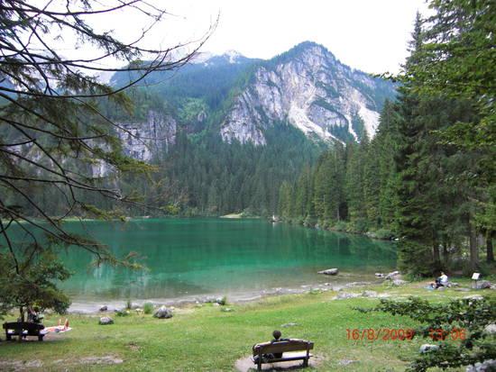 Lago Tovel Trento