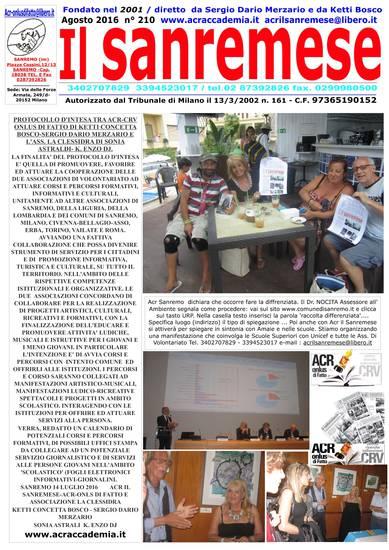 Acr il milanese 20 Agosto
