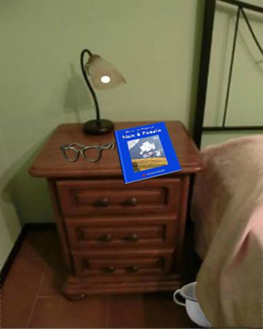 Sto leggendo (sul mio comodino)