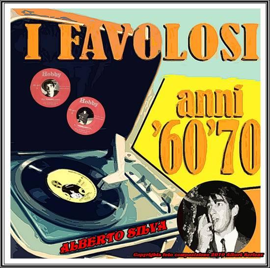 canzoni anni 60/70 da