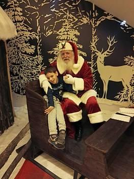Alessio e Babbo Natale