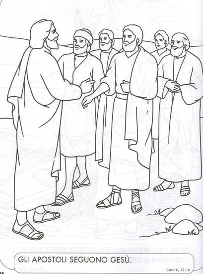 La bibbia da colorare adamo ed eva - Libero clipart storie della bibbia ...