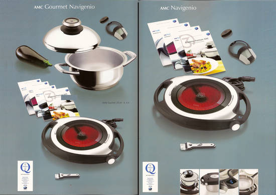 Womangirl - Amc baterias de cocina ...
