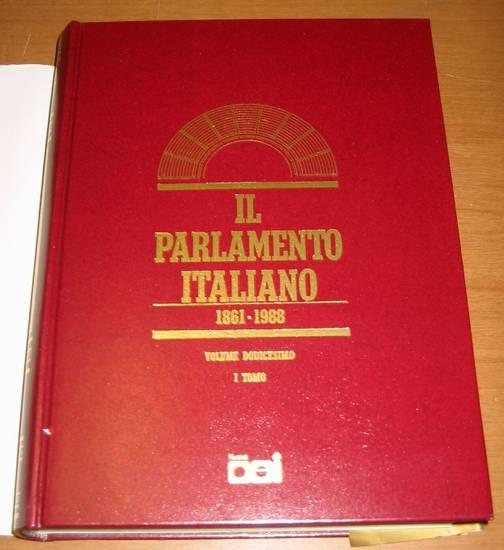 Il regime fascista il parlamento italiano vol xii storia for Indirizzo parlamento italiano