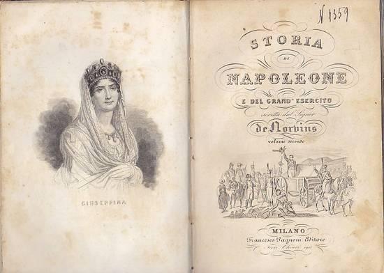 Storia di Napoleone 1840