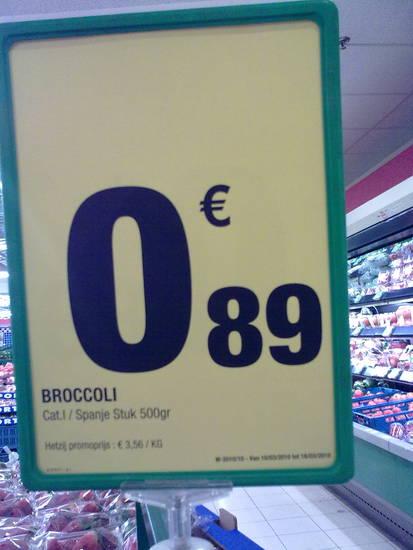 supermercato belga