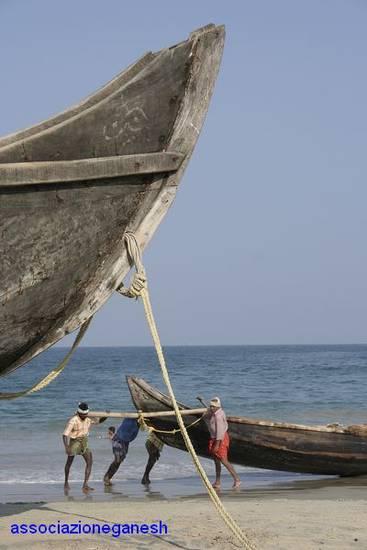 ritirare la barca