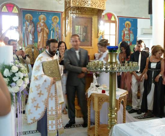 Matrimonio In Greco : Foto matrimonio greco ortodosso dall album profilo di