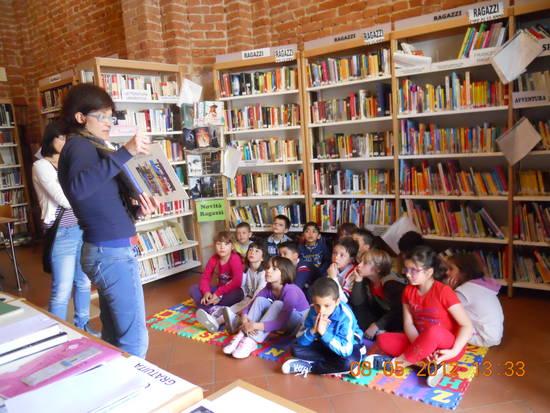 Settimana della letture 2012